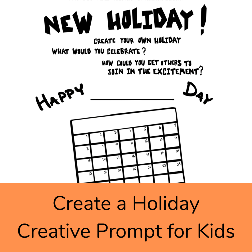New Holiday writing and discussion activity.