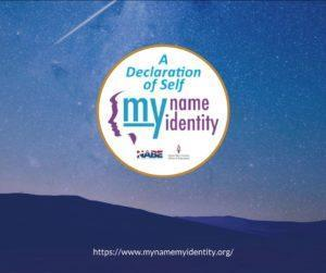 pronounce your students' names with the my name my identity campaign