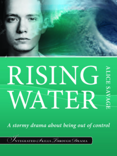 Rising Water by Alice Savage published by Alphabet Publishing