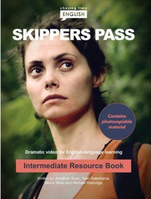 Skippers Pass by Chasing Time English Front Cover Videos to Teach English Course book Textbook
