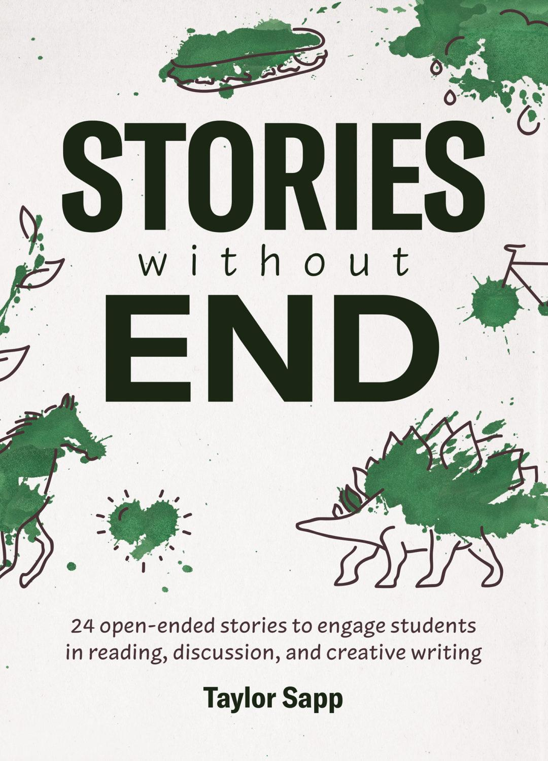 cover of the book Stories Without End by Taylor Sapp