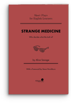 Book Cover for Strange Medicine by Alice Savage