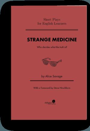 Book Cover for Strange Medicine by Alice Savage